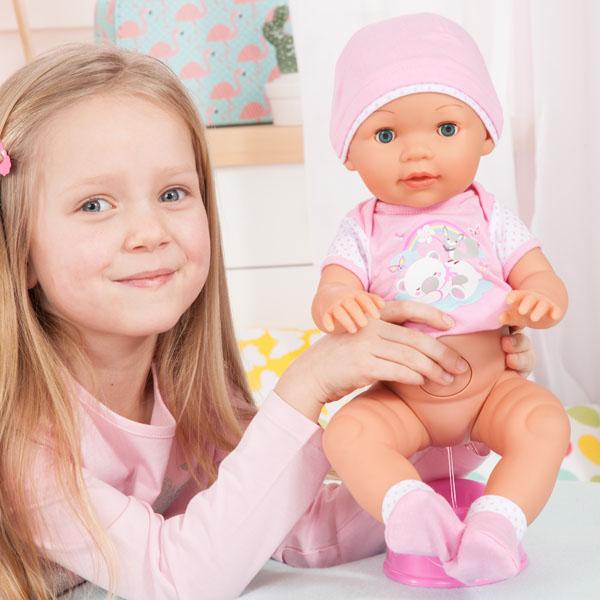 Bayer Design Piccolina Love hard body dolls