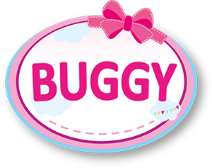 Dolls Buggy with Unicorn