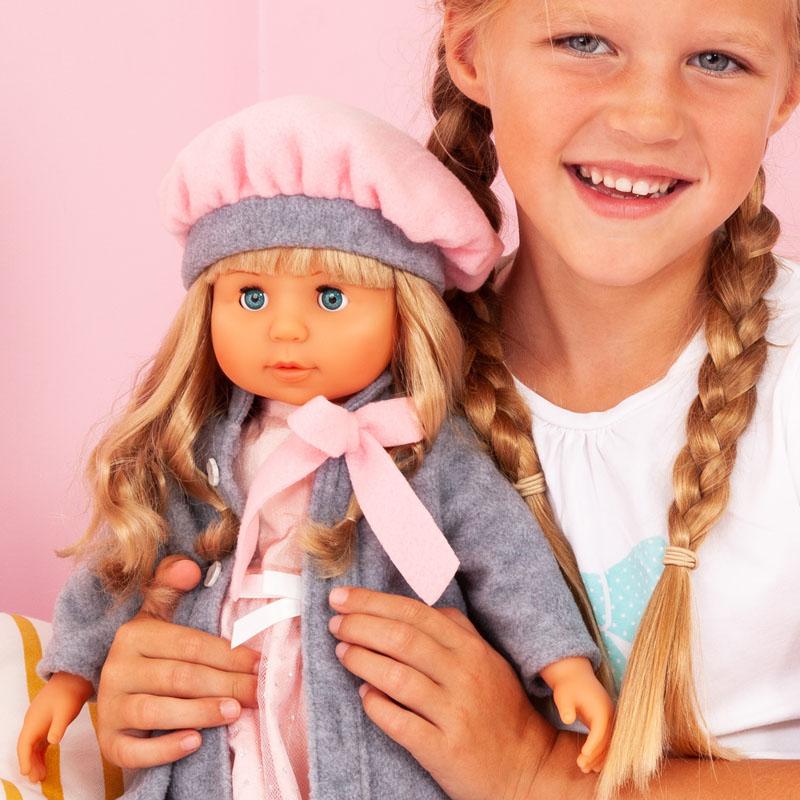 46cm soft body dolls