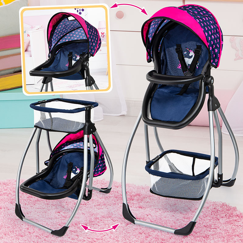 Doll highchairs