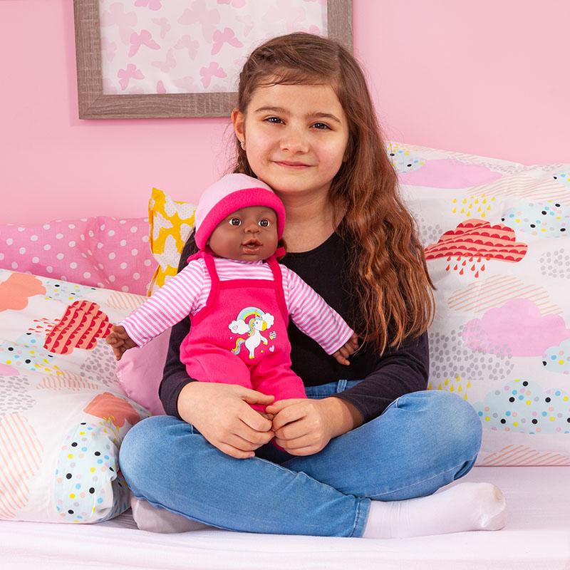 40cm soft and hard body dolls
