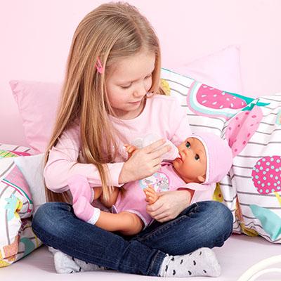Bayer Design Dolls