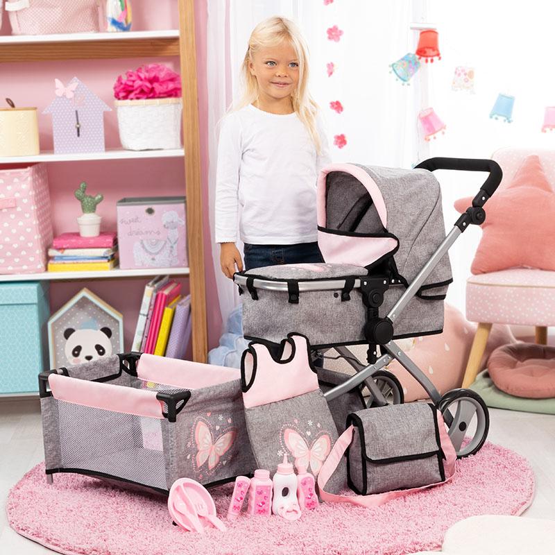 Ensemble landau pour poupées