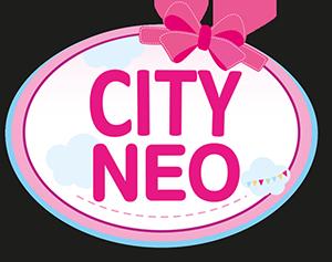 Wózek dla lalek City Neo z wróżką