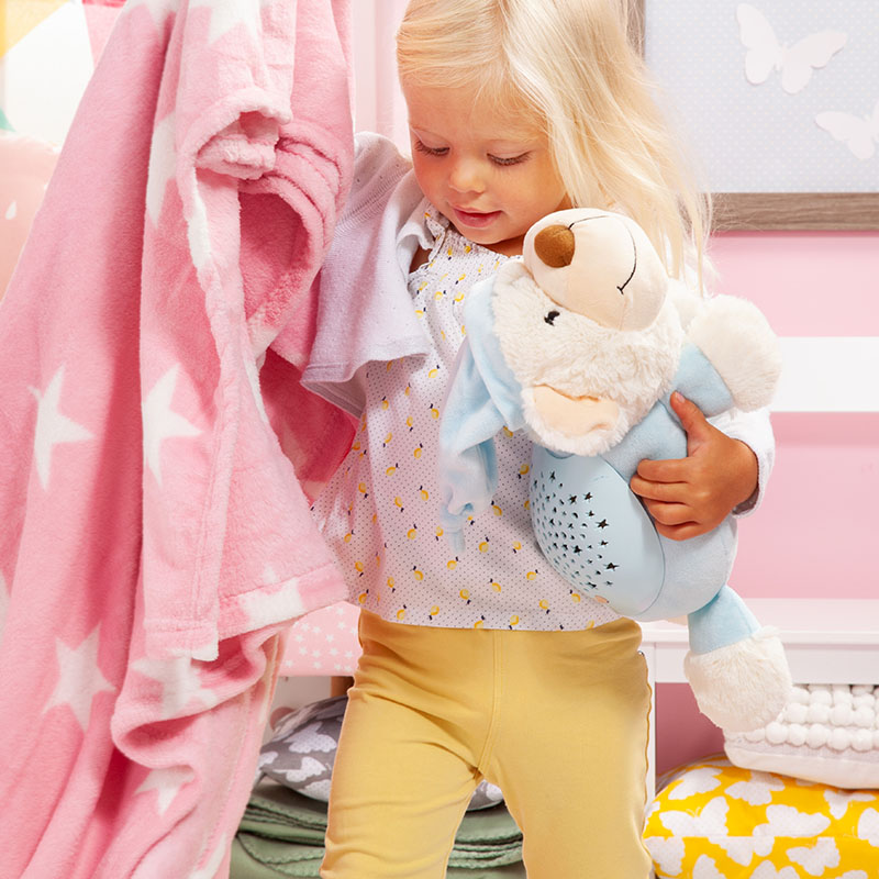 Bayer Design plush items with functions
