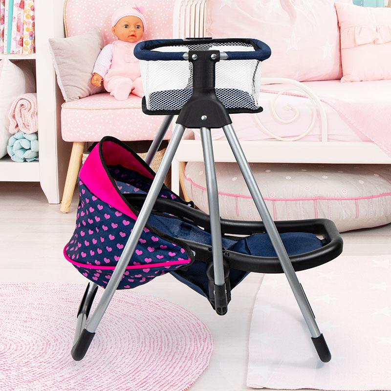 Krzesełko dla lalek odpowiednie dla wielu lalek