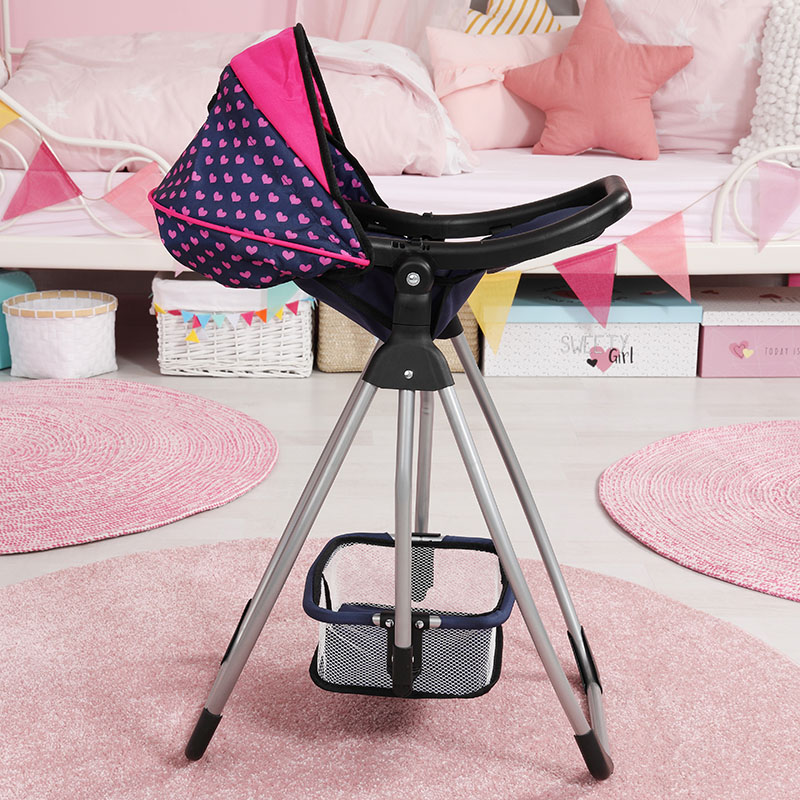Krzesełko dla lalek o magicznym designie