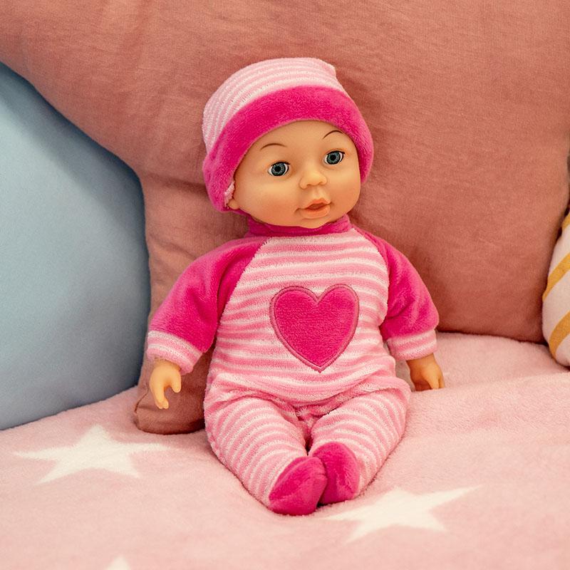 28cm lalka z miękkim ciałem