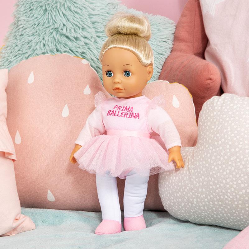 33cm lalka z miękkim ciałem