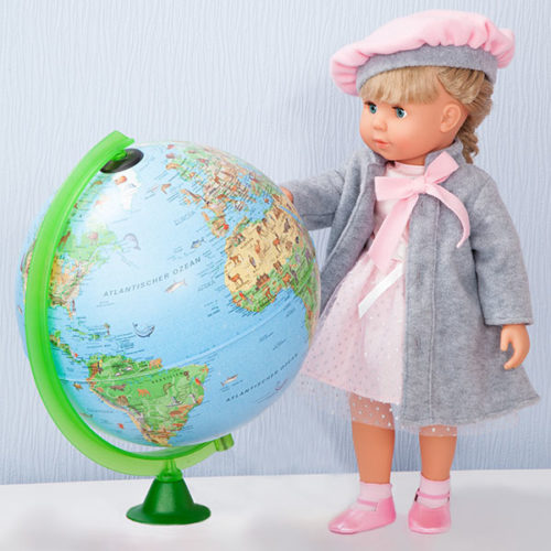 Bayer Design Charlene Puppe mit 100 Funktionen