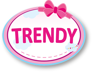 Puppenwagen Trendy, Leopard
