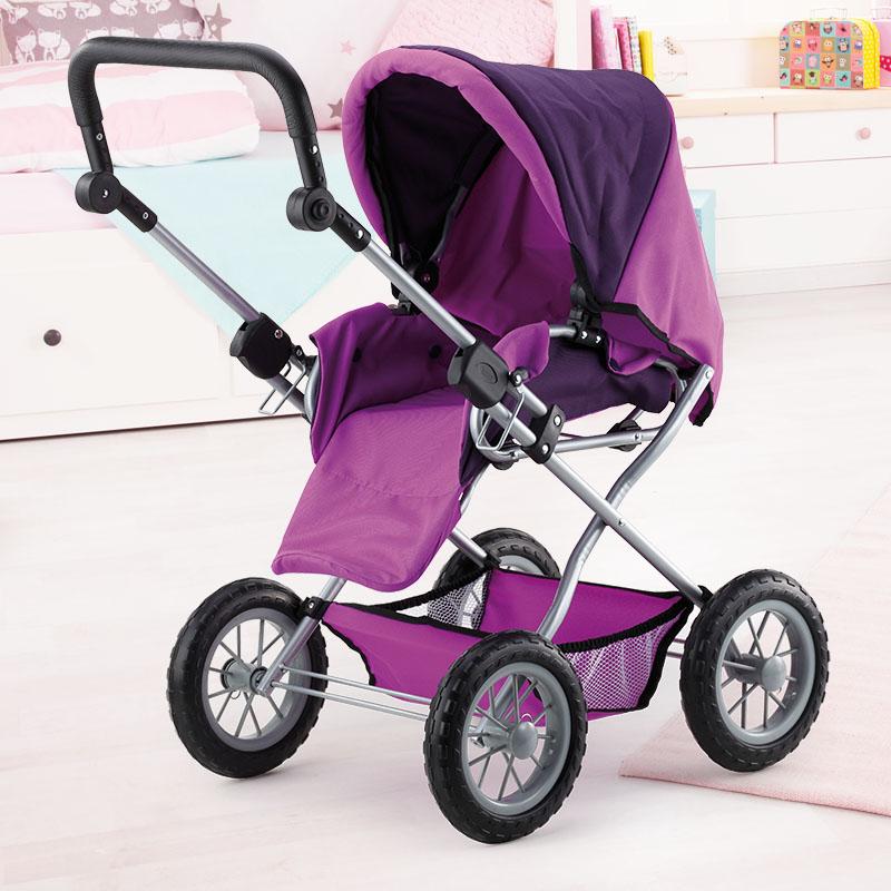 Puppenwagen Grande als Sportwagen