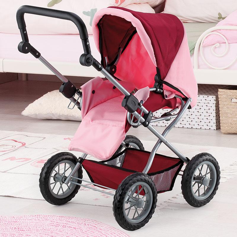 Kombi-Puppenwagen Grande als Sportwagen