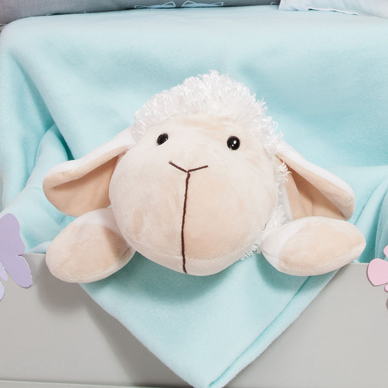 Nachtlichttier Schaf versteckt sich gerne