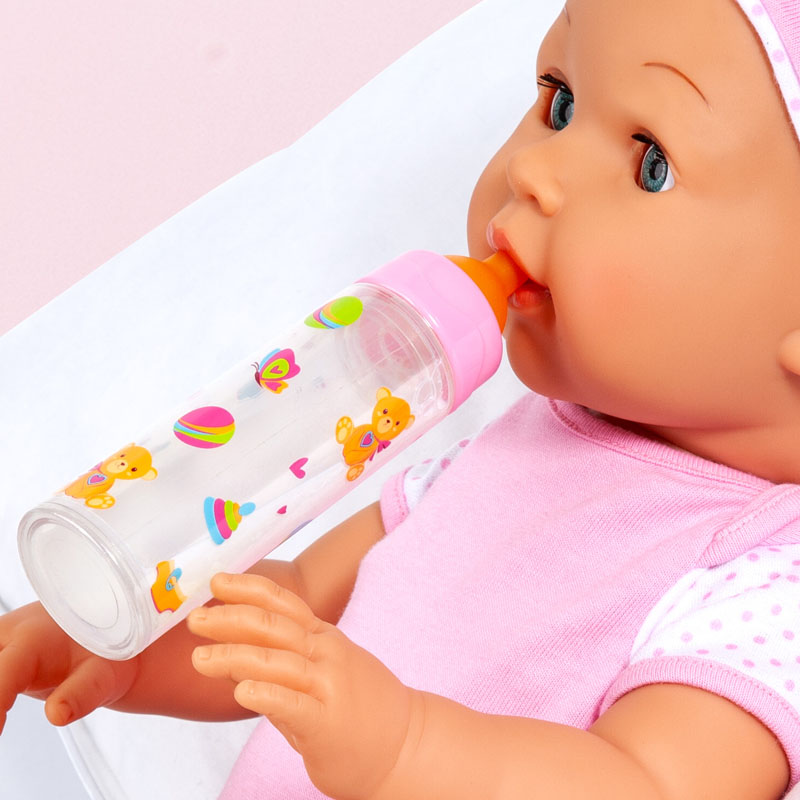 Fläschchen Magic Bottle sind für alle Puppen geeignet