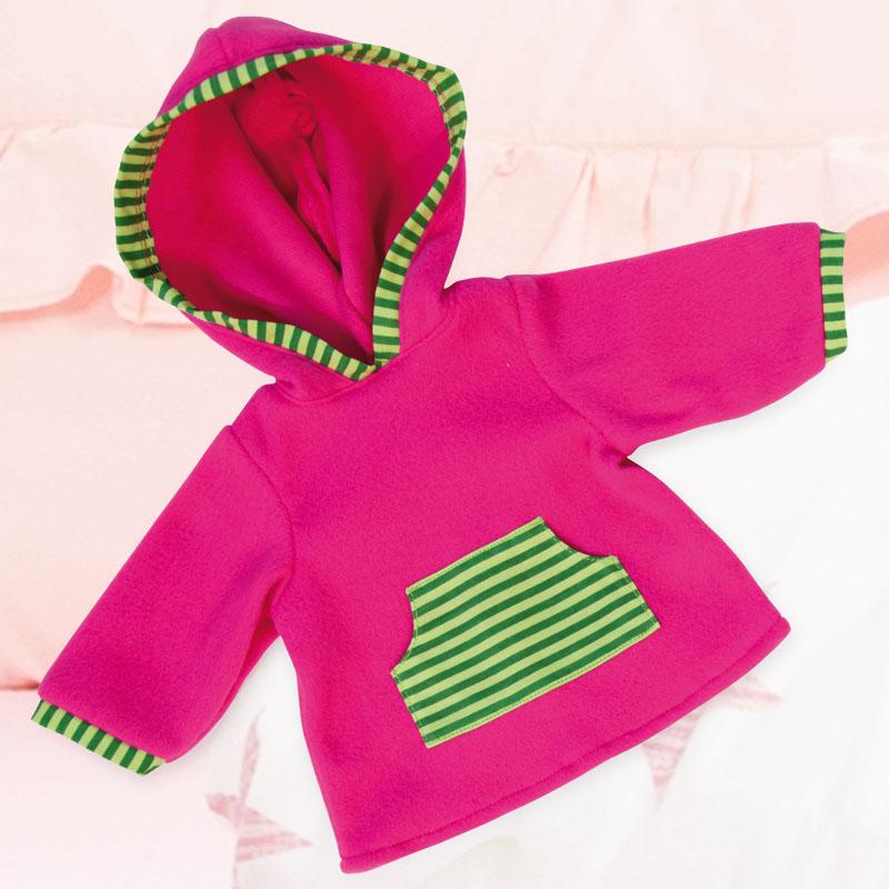 Puppen Winterbekleidung mit Pulli