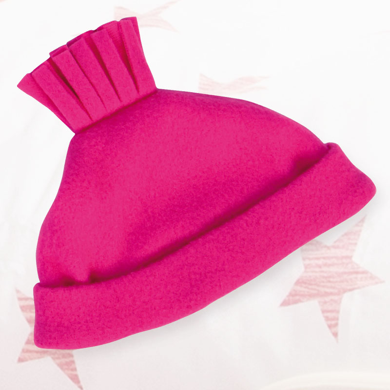 Puppen Winterbekleidung mit Mütze
