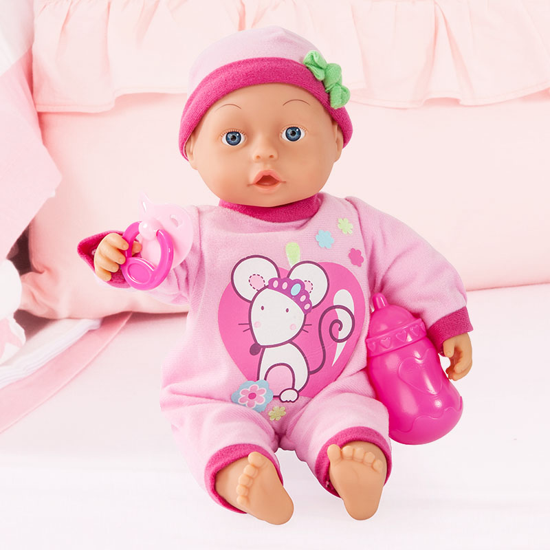 First Words Baby Puppe kann sprechen