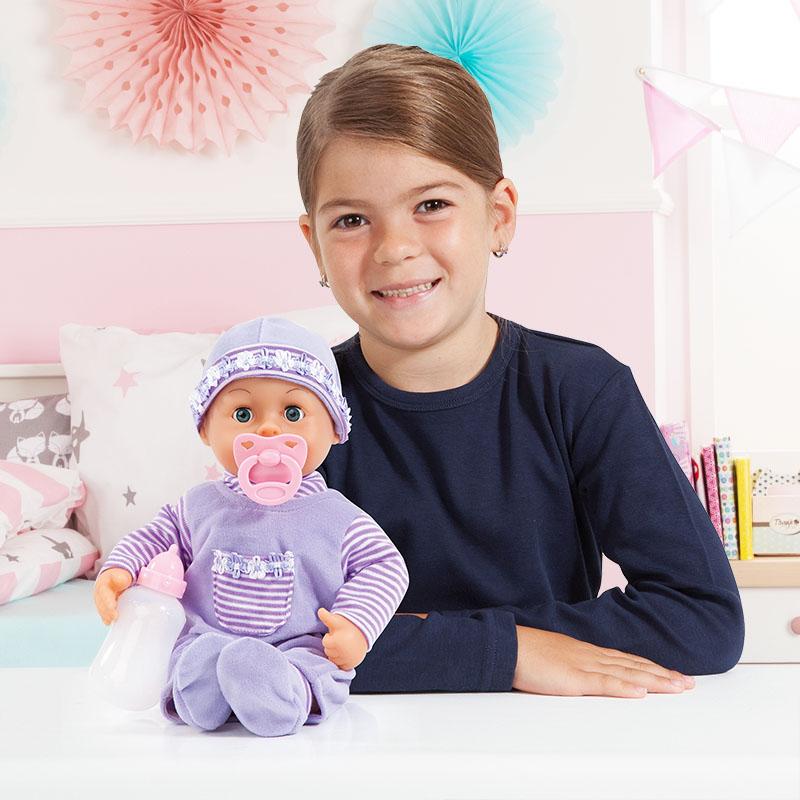 First Words Baby kann lachen und weinen