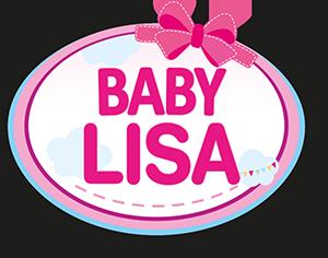 Baby Lisa mit 30 Sprachsounds