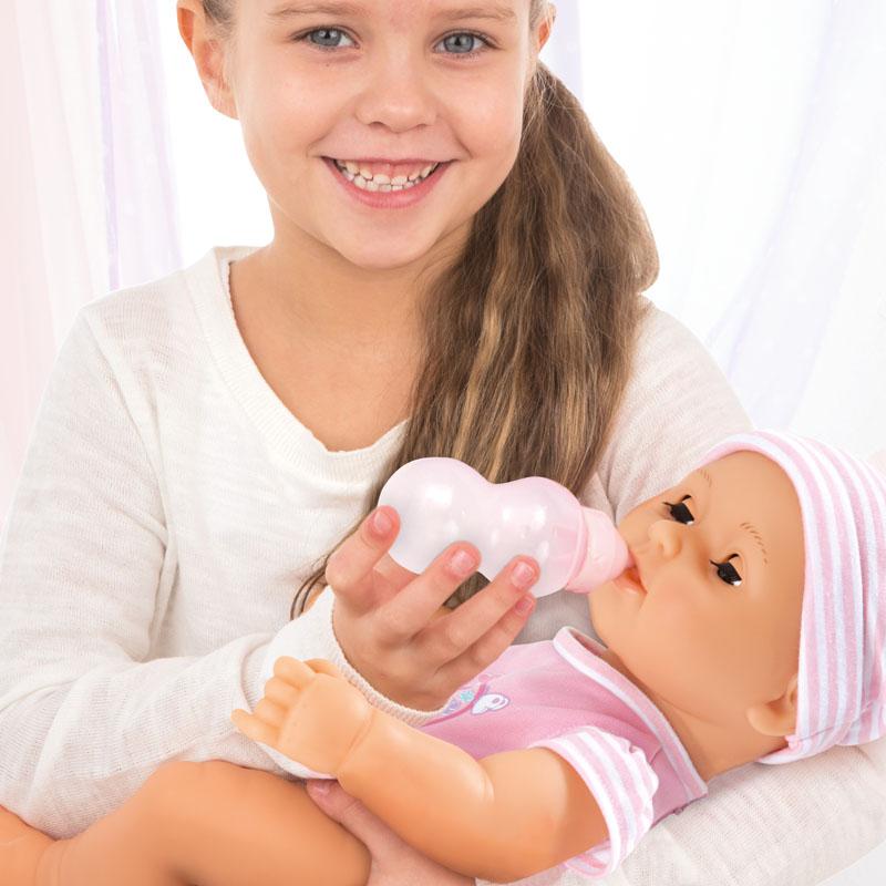 Piccolina Newborn Baby hat Schlafaugen