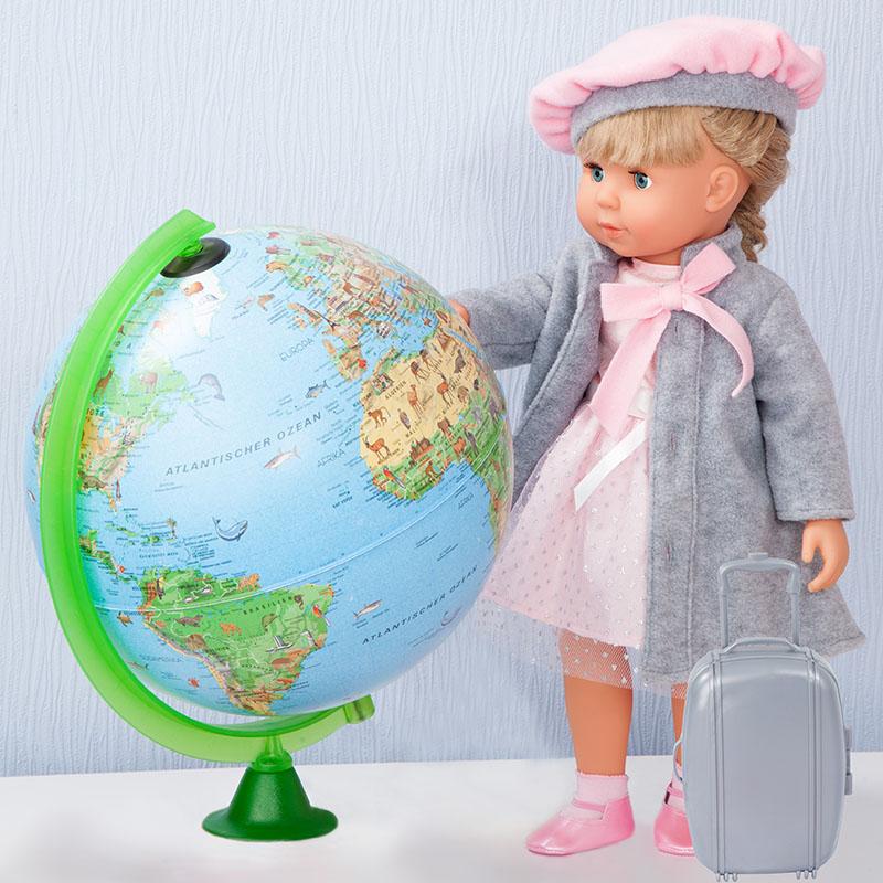 Mit Charlene die Welt entdecken