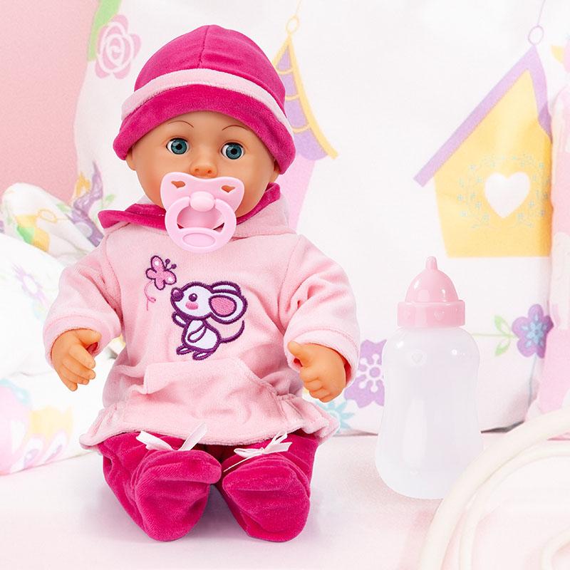 First Words Baby mit 24 Sprechfunktionen