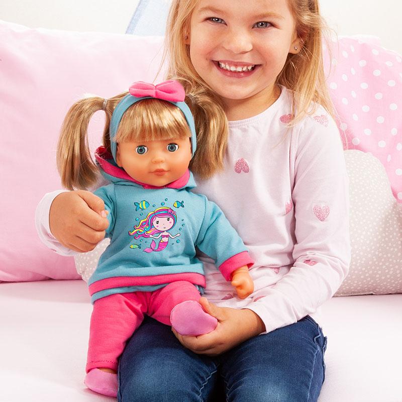 My Little Sister eine Puppe zum liebhaben