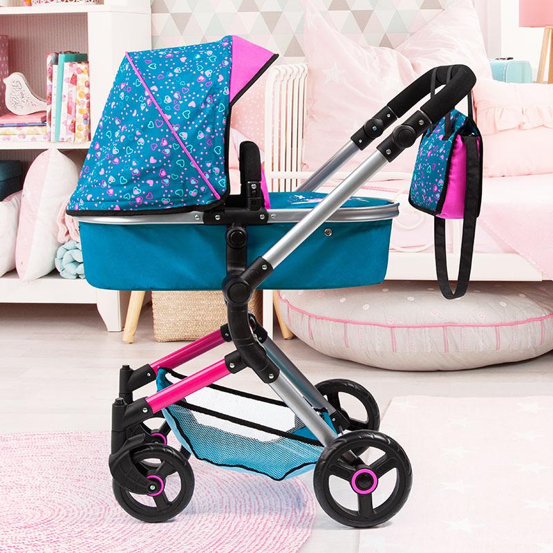Puppenwagen Neo Vario für Puppen bis 52cm