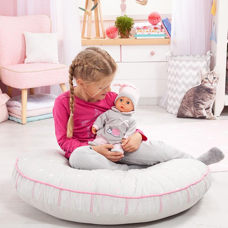 First Words Baby mit Schlafaugen