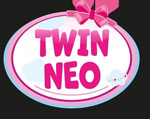Zwillings-Puppenwagen Twin Neo
